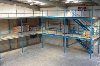 Mezzanine Floors Northern Ireland